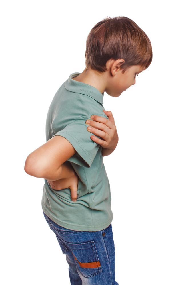 Back Pain Children